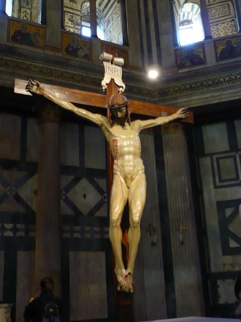 Il Crocifisso del Brunelleschi in Santa Maria Novella